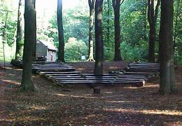 theater in het bos