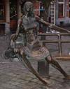 Oude Markt, langste toog, visit Leuven