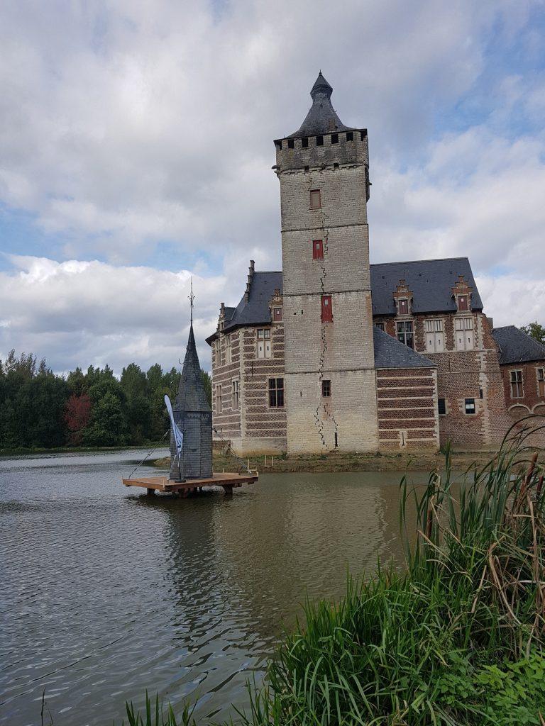 Kasteel van Horst, thuishaven van De Rode Ridder