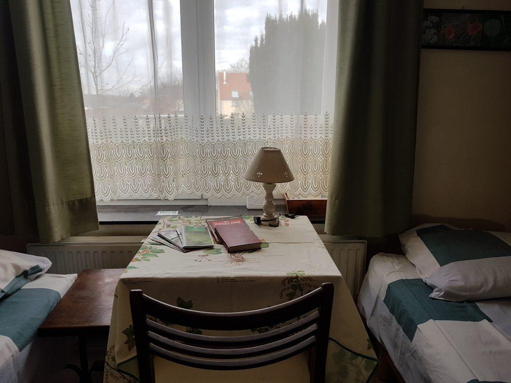 Kamer op het gelijkvloers